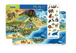 Where Animals Live Two-Sided Placemat