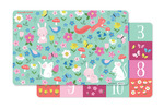 2-Sided Placemat/Backyard Friends