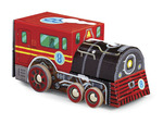 Locomotive Vehicle Puzzle