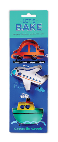 Cookie Cutter Set/Vehicles picture