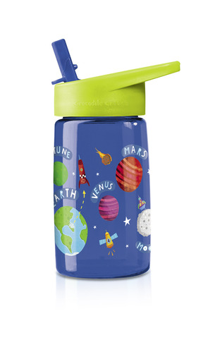 Solar System Tritan Drinking Bottle picture