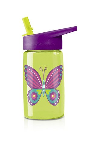 Butterfly Tritan Drinking Bottle picture