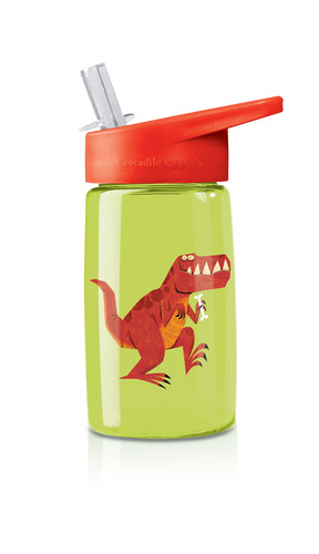 T-Rex Tritan Drinking Bottle picture