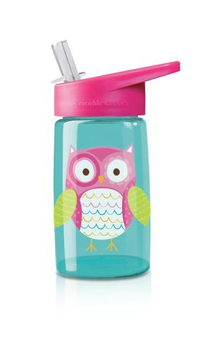 Owl Tritan Drinking Bottle picture