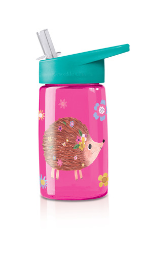 Hedgehog Tritan Drinking Bottle picture