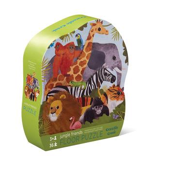 36-pc Puzzle/Jungle Friends picture