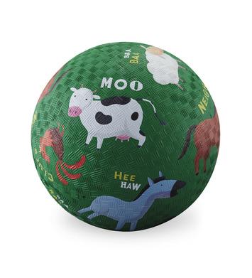 "5"" Barnyard Playball picture"