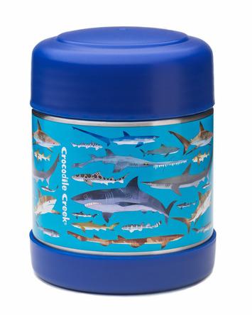 Sharks Food Jar picture