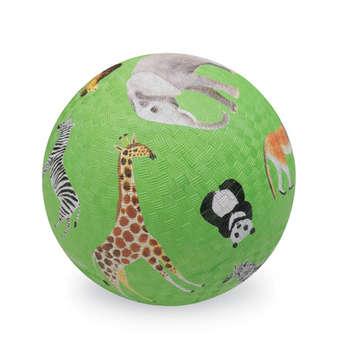 "5"" Wild Animals Playball picture"
