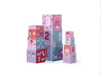 Sweet Dreams 123 Nesting Blocks picture