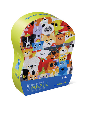 Lots of Dogs Junior Puzzle picture