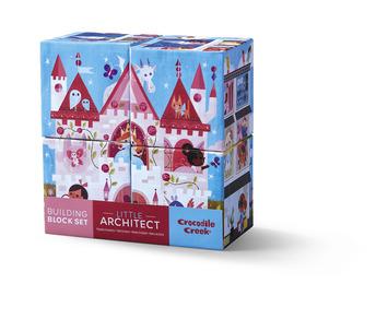 Little Miss Architect Mini Block Puzzle picture