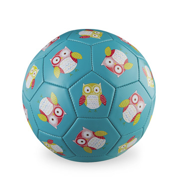 Size 3 Owl Soccer Ball picture