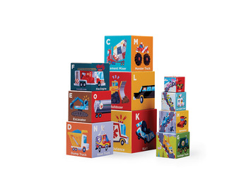 Things that Go ABC 123 Nesting Blocks picture