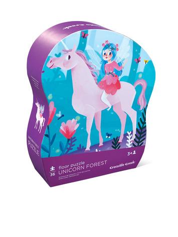 36-pc Puzzle/Unicorn Forest picture