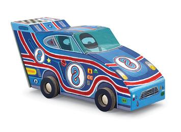Race Car Vehicle Puzzle picture
