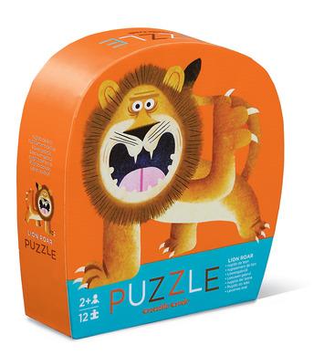 12-pc Mini Puzzle/Lion Roar picture
