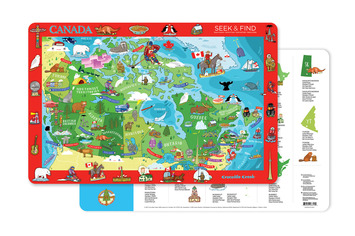 Canada Two-Sided Placemat picture