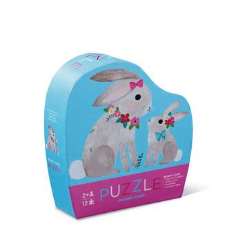12-pc Mini Puzzle/Bunny Love picture