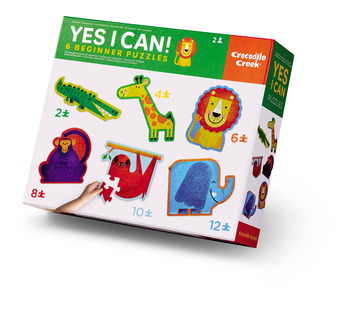 Yes I Can! Puzzles/Jungle picture