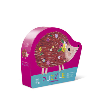Happy Hedgehog Mini Puzzle picture
