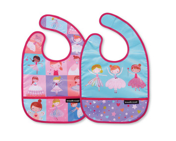 Sweet Dreams Bib / Set of 2 / Travel Pouch picture