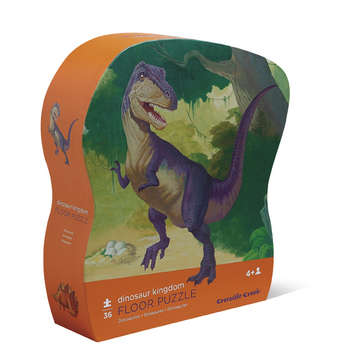 Dinosaur Shaped Box Flr Puzzle picture