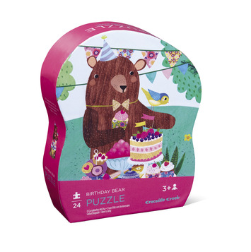 Birthday Bear Mini Puzzle picture