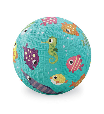"""7"""" Fish Playball picture"""