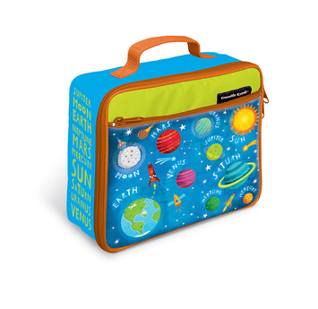 Solar System Lunch Box picture