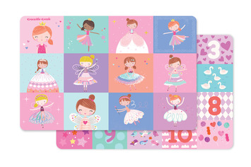 Sweet Dreams Two-Sided Placemat picture