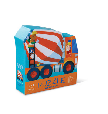 Busy Builder Two-Sided Puzzle picture