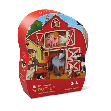 Barnyard Mini Puzzle picture