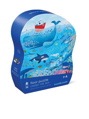 36-pc Puzzle/Under the Sea picture