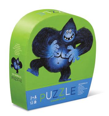 12-pc Mini Puzzle/Go Gorilla picture