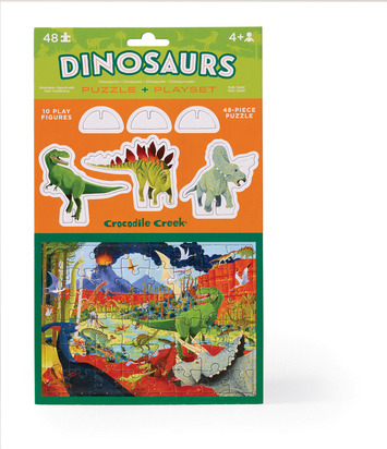 Pop Out & Play Set/Dinosaurs picture