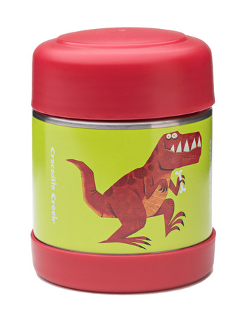 T-Rex Food Jar picture