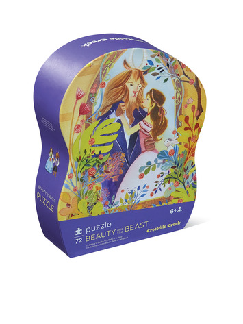Beauty and the Beast Junior Puzzle picture