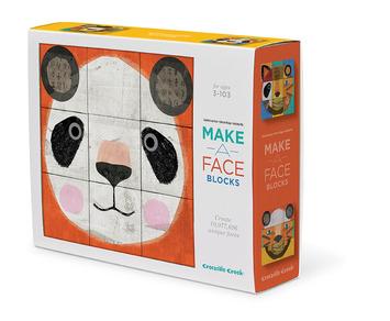 Make A Face Mix & Match Block Puzzle picture