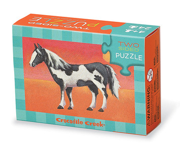 Horse Two-Sided Puzzle picture