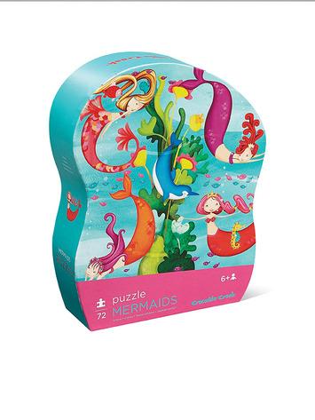 Mermaids Junior Puzzle picture