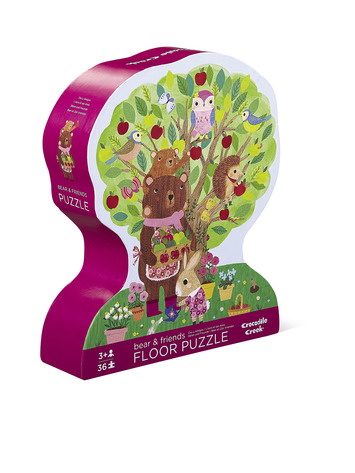 Bear & Friends Shaped Puzzle picture