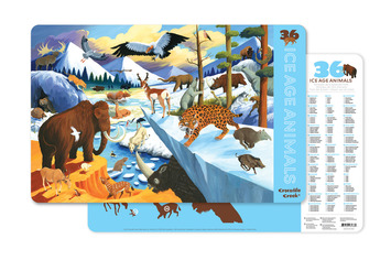 Ice Age Two-Sided Placemat picture
