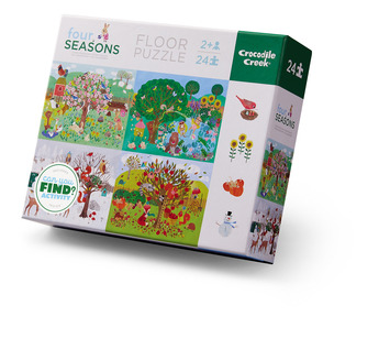 Early Learning Four Seasons Puzzle picture