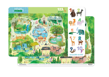 Four Seasons Two-Sided Placemat picture