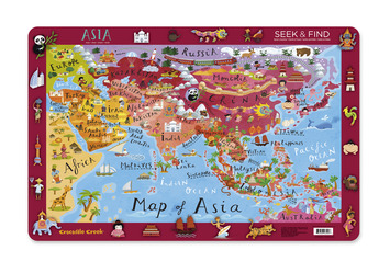 Asia Placemat picture
