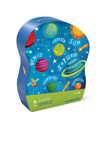 Space Junior Puzzle picture