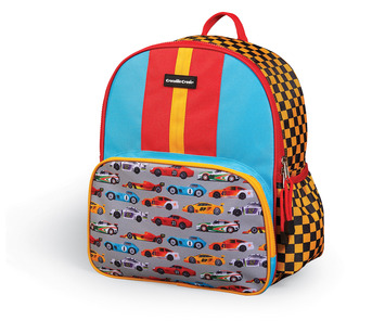 Backpack/Race Cars picture