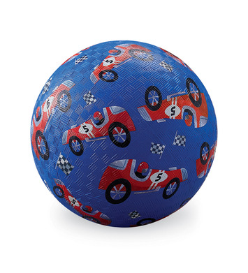 """5"""" Race Car Playball picture"""