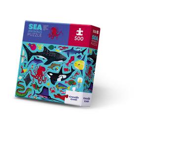 500-pc Boxed/Sea Animals picture